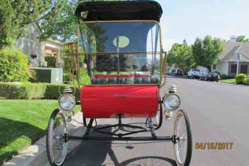 oldsmobile curved dash replica open air 1901 this is one owner cars for sale Datsun B210 Datsun 310