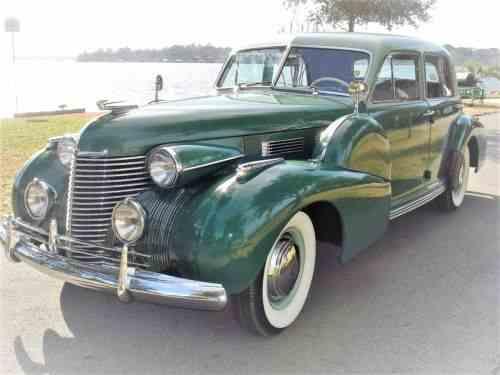 Cadillac Fleetwood 1940 Cadillac Fleetwood Series 60