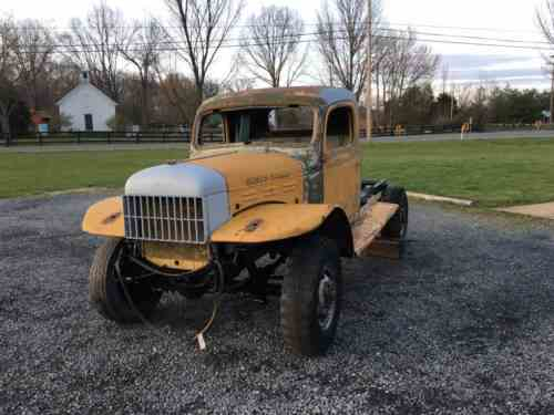Dodge Power Wagon For Sale >> Dodge Power Wagon 1948 I Have Too Many Projects To Work On