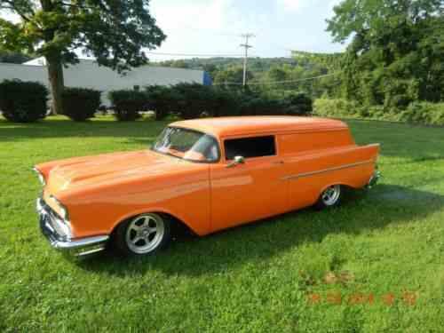 Chevrolet Sedan Delivery 1957