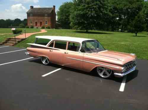 Chevrolet Impala Brookwood 1959