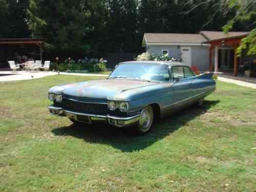 Cadillac Coupe Deville Coupe Deville 1960 For Auction Is A One