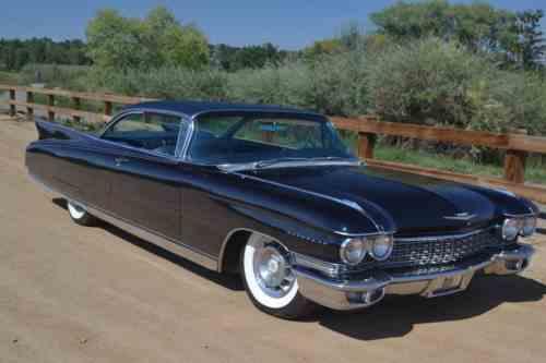 Cadillac Eldorado Seville 1960 Very Low Miles 38 300 One Owner