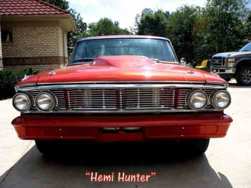 Ford Galaxie Xl Bucket Seats 1964 Hi Folks Jeff Whitaker One Owner Cars For Sale