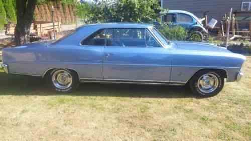 Chevrolet Nova Super Sport 1966