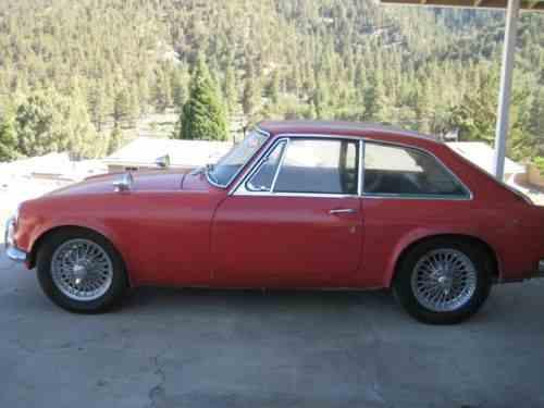 MG MGB GT (1967)