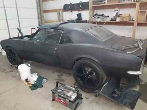 1968 Camaro Project For Sale >> Chevrolet Camaro Rs Ss Clone 1968 68 Camaro Project Car