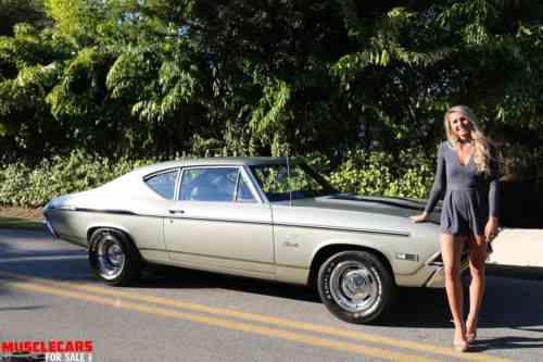 Chevrolet Chevelle Yenko Tribute 1968 Chevelle Yenko