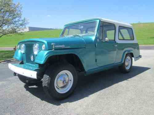 Jeep Commando 1968 | I Have A Jeepster Commando Wagon This Has: One ...