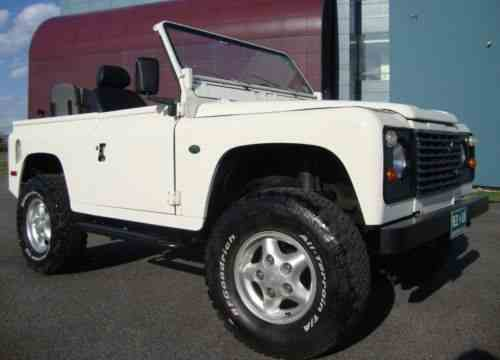 Land Rover Defender Convertible 1969