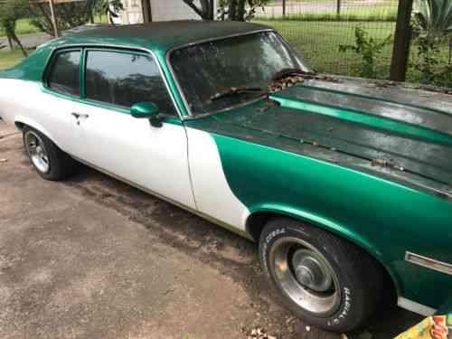 Chevrolet Nova (1974)