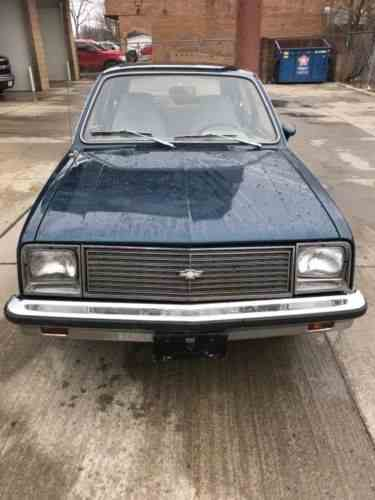 chevrolet chevette 1979 chevrolet chevette condition good one owner cars for sale chevrolet chevette 1979