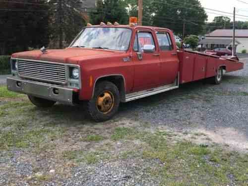 Chevrolet Chevrolet Ramp Truck Car Hauler 1980 For Sale Is One Owner Cars For Sale