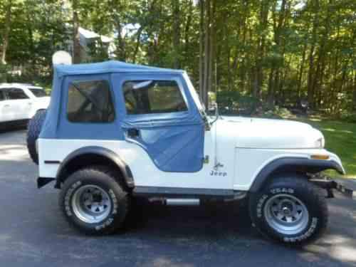 Jeep CJ (1980)