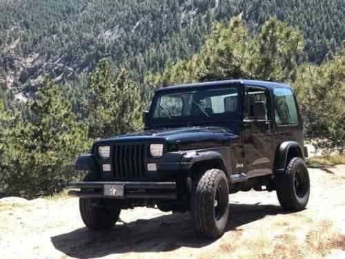 Jeep Wrangler (1990)
