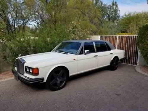 Rolls Royce Silver Spirit Spur Dawn 1991