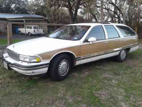 buick roadmaster 1992 selling my buick roadmaster estate one owner cars for sale 1car one
