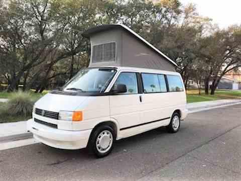 Volkswagen EuroVan westfalia (1993)