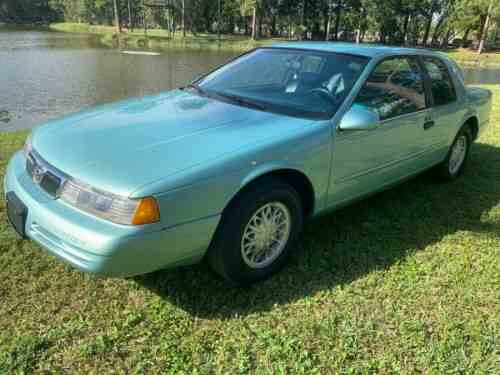 mercury cougar 1994 here is a great opportunity to own a gem one owner cars for sale 1car one