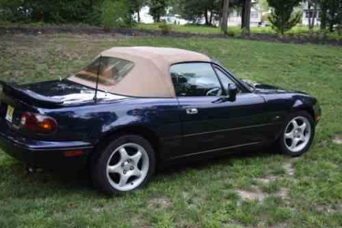Mazda Mx 5 Miata M Edition 1996