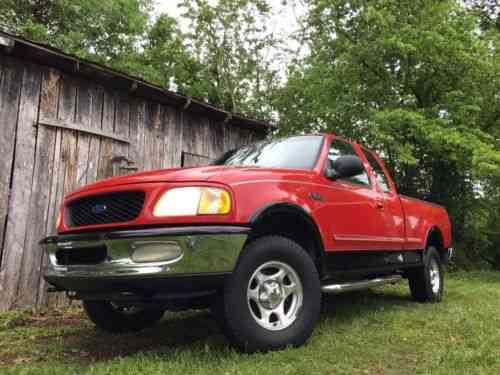 ford f 150 lariat xlt 1997 20 year old suvivor muscle one owner cars for sale. Black Bedroom Furniture Sets. Home Design Ideas