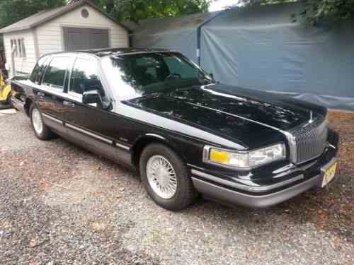 Lincoln Town Car Signature 1997 Lincoln Town Car Signature One Owner Cars For Sale