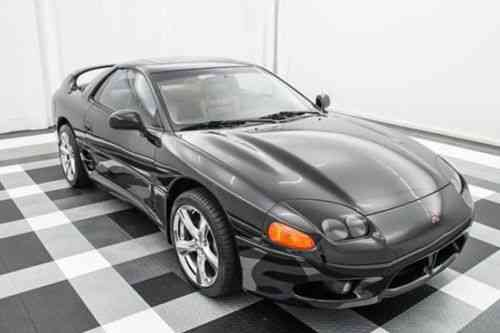 mitsubishi 3000gt vr4 1997 this vr4 is about as clean one owner cars for sale. Black Bedroom Furniture Sets. Home Design Ideas