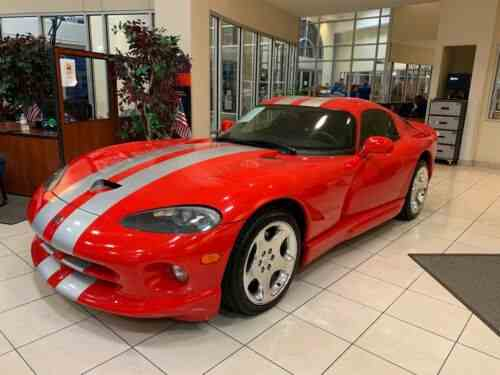 Dodge Viper 2000