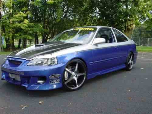 Honda Civic Si 2000 For Sale Is My Honda Civic Si I Am The One
