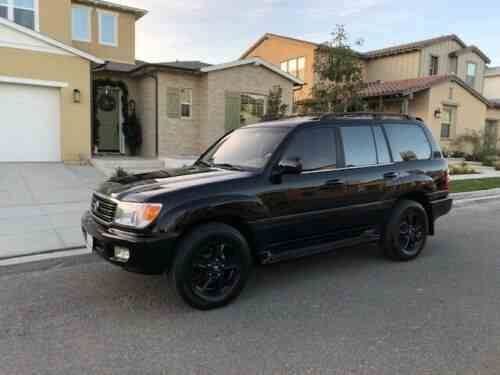 toyota land cruiser 2000 being relisted due to dead bidder one owner cars for sale toyota land cruiser 2000