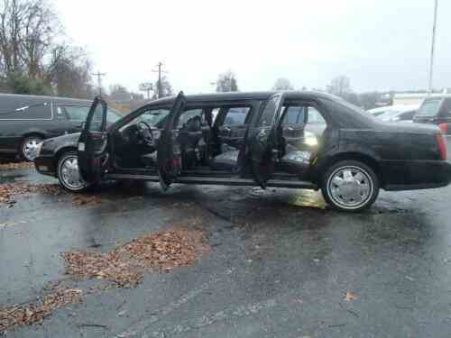 Cadillac Deville Funeral 2001 | Cadillac Presidential Six