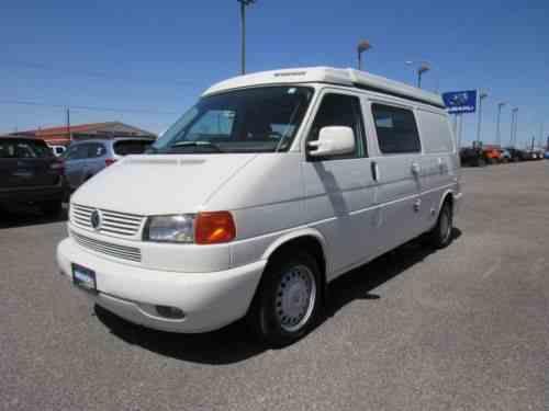 Vw Eurovan Camper >> Volkswagen Eurovan 2001 Eurovan Camper Adventure Ready One