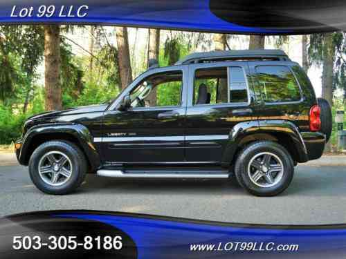 Jeep Cherokee 2003 Manual