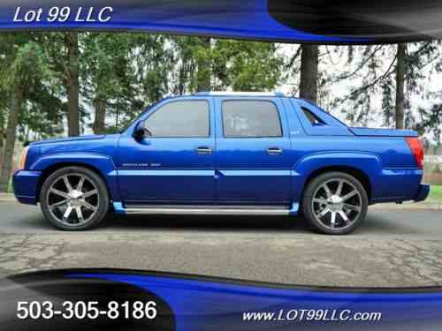 cadillac escalade ext awd 24 wheels headrest dvd s 2004 one owner cars for sale cadillac escalade ext awd 24 wheels headrest dvd s 2004