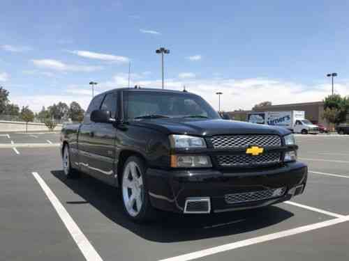 chevrolet silverado 1500 ss 2004 for sale is my one owner cars for sale. Black Bedroom Furniture Sets. Home Design Ideas