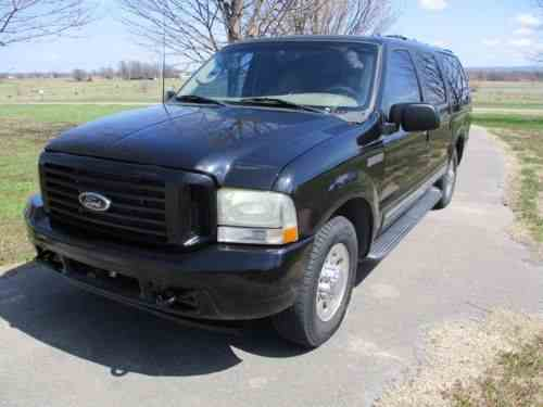 Ford Excursion Limited Edition Diesel 2004