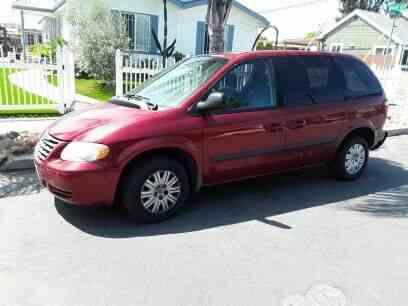 chrysler 2005 minivan