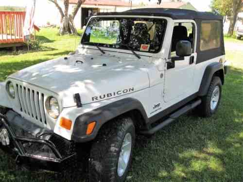 Jeep Wrangler Rubicon Unlimited 2005
