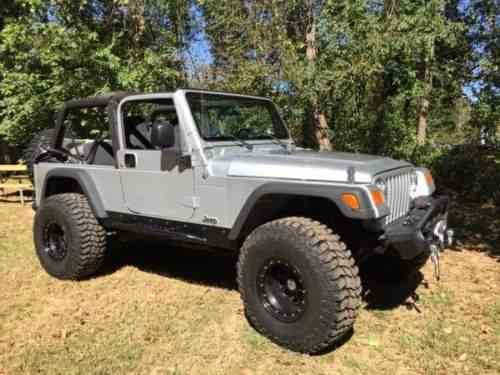 2005 jeep wrangler unlimited for sale by owner
