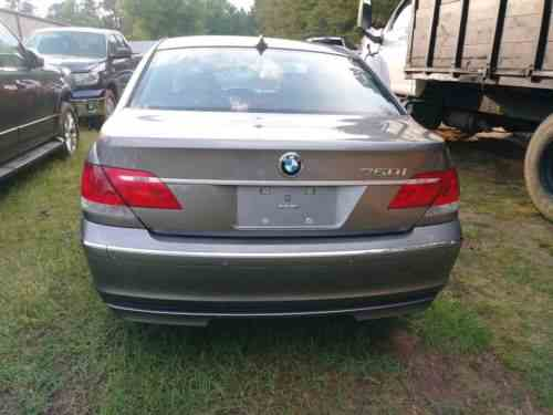 Bmw 7 Series 2006 Priced Right To Sell Fast Bmw 750i On A One