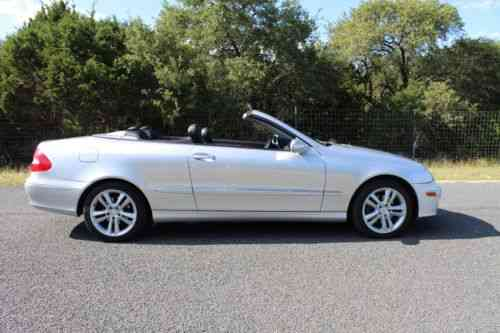 Mercedes benz clk class clk350 convertible 2006 one for Mercedes benz clk350 convertible for sale