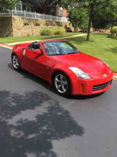 Nissan 350z Convertible 2006 For Sale Is A Superb 2 Owner One