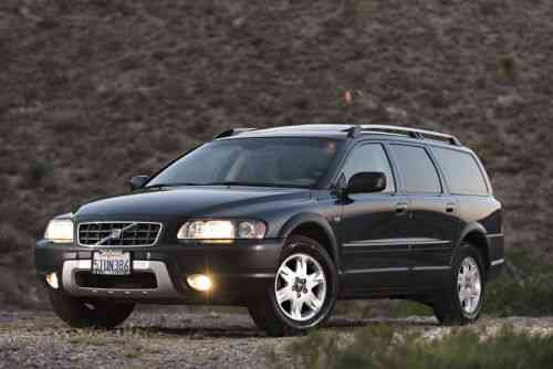 volvo xc70 cross country awd fully loaded climate one. Black Bedroom Furniture Sets. Home Design Ideas