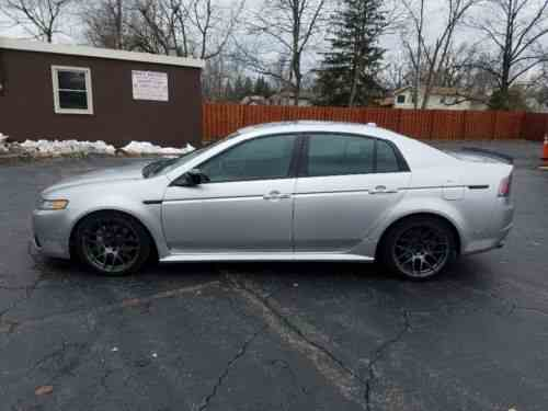 Acura Tl Type S For Sale >> Acura Tl Type S 2007 I Have For Sale A Acura Tl Type S 3 5