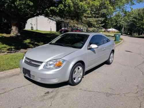 Chevrolet Cobalt 2007 Cobalt Lt Coupe 2 Door Clean