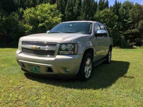 2007 Chevy Tahoe For Sale >> Chevrolet Tahoe Lt 2007 Chevy Tahoe Lt Leather Interior One Owner