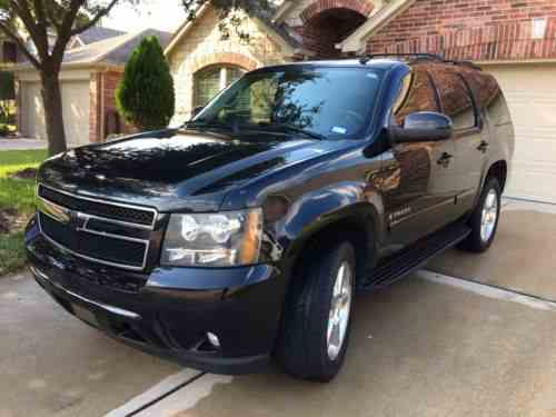 2007 Chevy Tahoe For Sale >> Chevrolet Tahoe Ltz 2007