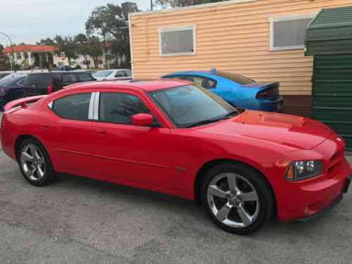 Dodge Charger RT (2007)