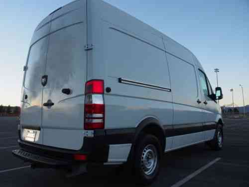 Cargo Van For Sale By Owner >> Dodge Sprinter Cargo Van 2007