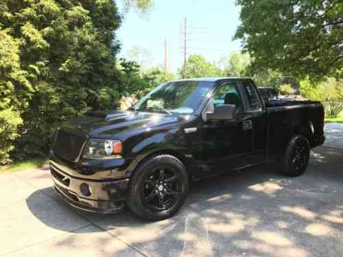 ford f 150 roush 2007 this truck has spent the one owner cars for sale. Black Bedroom Furniture Sets. Home Design Ideas